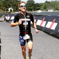 The smile of a well paced race!