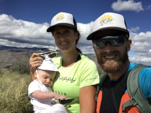 Family time on the Trail!